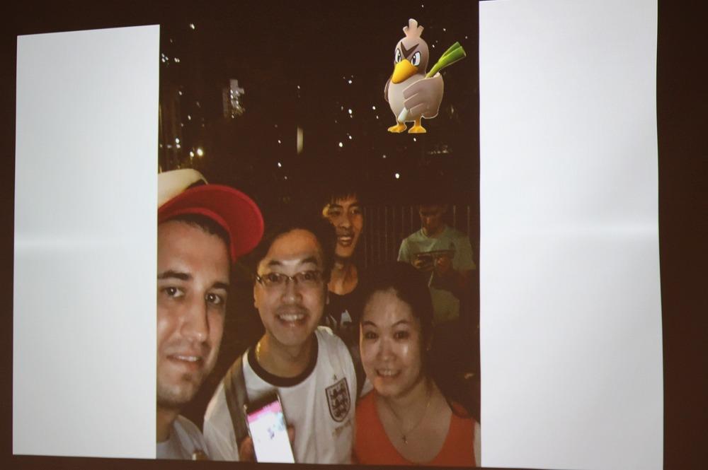 香港で「カモネギ」をゲット