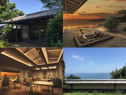 高級レストランが手がける旅館が熱海にオープン、全13室が露天風呂付で1人8万7000円から -ひらまつ