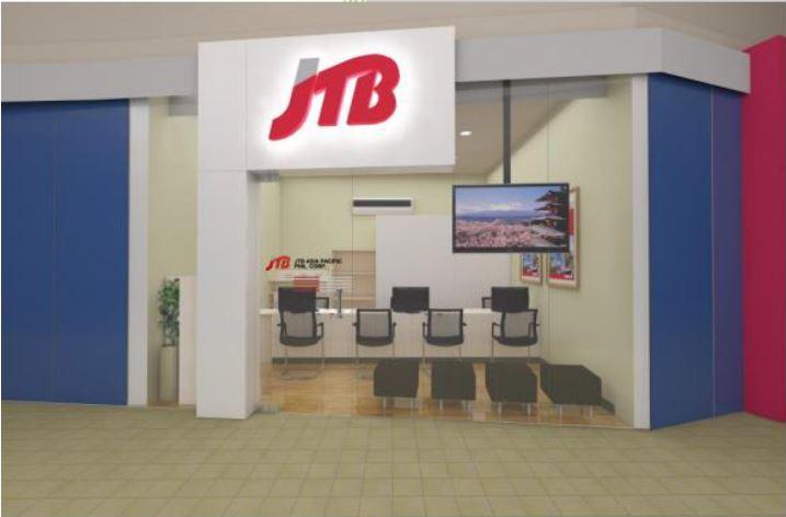 JTB、フィリピンに初の訪日客向け店舗をオープン、同国最大のショッピングモール内に