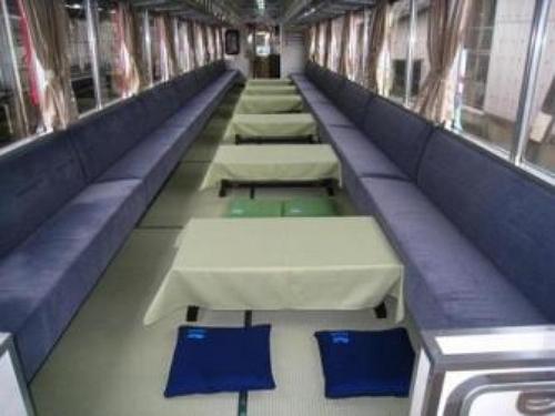 京都丹後鉄道で「お座敷列車」、畳敷きにテーブル席配置・どぶろく試飲など、秋期限定で ―ウィラー