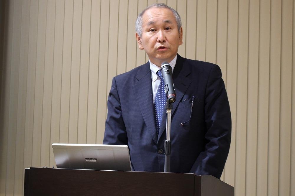 公益財団法人日本交通公社会長の志賀典人氏
