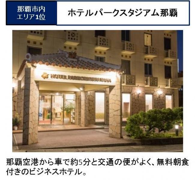 沖縄の高コスパのホテルランキング、3つ星以上のリゾート部門1位はハイビスリゾート -エクスペディア