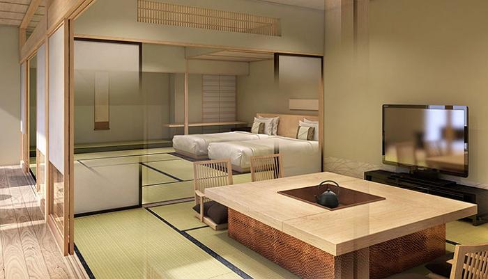 東京・高輪に新旅館、グランドプリンスホテル高輪が改装で和室16室が独立運営に