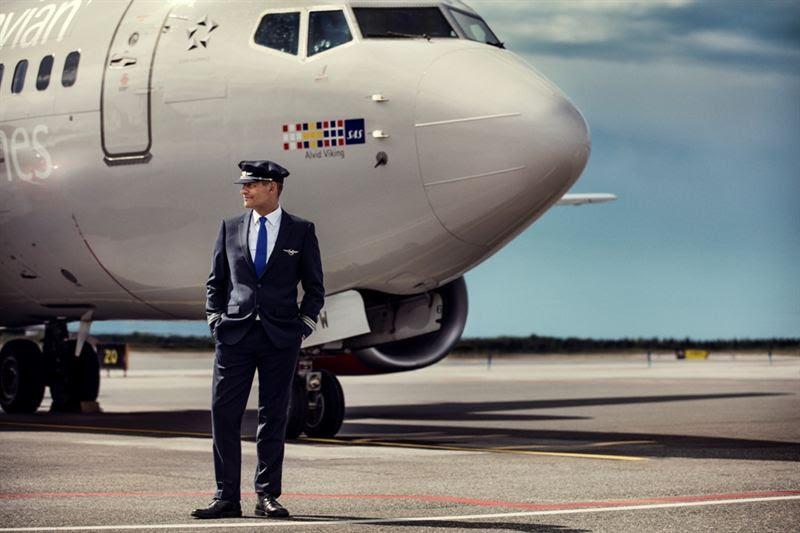 スカンジナビア航空、制服を新デザインに、ビジュアルブランディングを強化【画像】