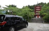 富士急行と日本交通、貸切タクシーの富士山観光ツアー発表、外国語対応のドライバーが観光ガイド