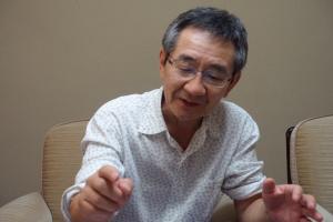 NPO法人「気張る!ふるさと丹後町」専務理事の東和彦さん
