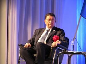 国連世界観光機関(UNWTO)タレブ・リファイ氏
