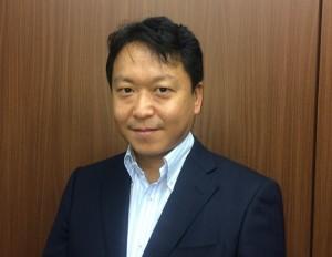 SKYhub事業部長 加納隆司氏