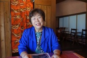とト屋女将の池田香代子さん。 「人が元気になる。それこそが地域創生」と語る