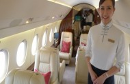 JTBがプライベートジェット専門デスクを開設、高品質旅行のロイヤルロード銀座で