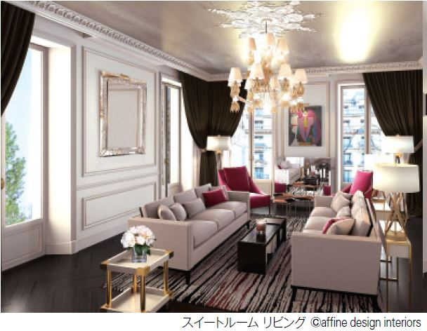 フランスの高級食材ブランド「フォション」がホテル事業に参入、パリ中心部に2018年開業へ