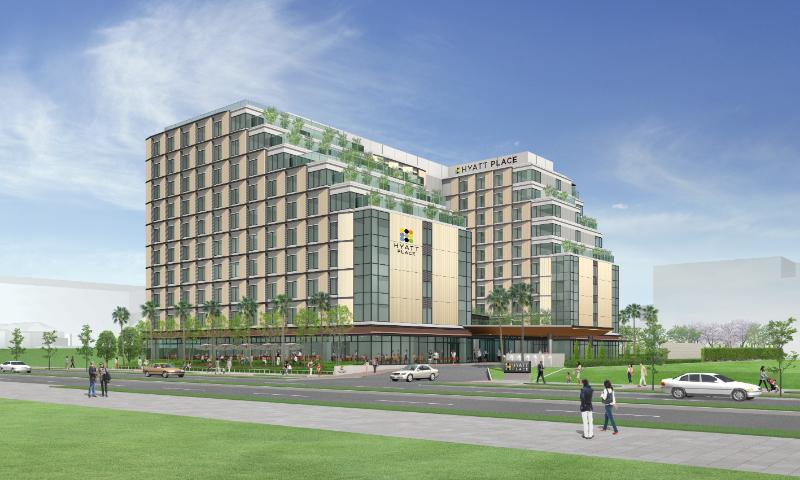 ハイアットが千葉・浦安に新ホテル開業、2019年に日本初ブランド「プレイス」で