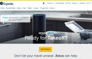 米エクスペディア、アマゾンのAI搭載・音声支援サービスを導入、予約済み旅行者の質問に対応