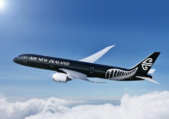 ニュージーランド航空、羽田発着便を新規就航へ、2017年7月から