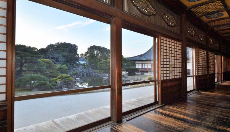 京都・二条城の二の丸御殿で特別公開、大政奉還150周年記念で大広間障子の開放など