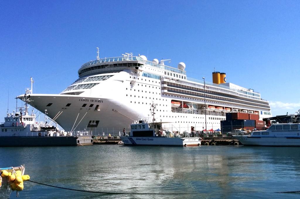 クルーズ・オブ・ザ・イヤー2016、グランプリにコスタクルーズ、日本海発着で初の複数港乗下船など評価