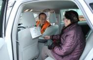 配車サービスUber(ウーバー)の支払いシステムで現金利用を可能に -京都府京丹後市の「ささえ合い交通」で