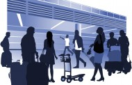 成田・関空ともに年末年始は出入国ともに旅客数増加、出国ピークは12月29日