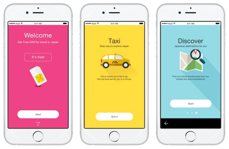 成田空港で外国人旅行者向け新アプリ、無料SIM配布とタビナカ予約をセットで提供、体験やタクシー配車など