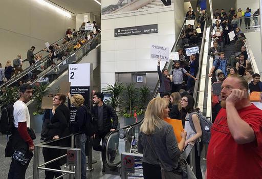 トランプ大統領の入国規制で米国の空が大混乱、航空業界団体が見直し求める声明を発表