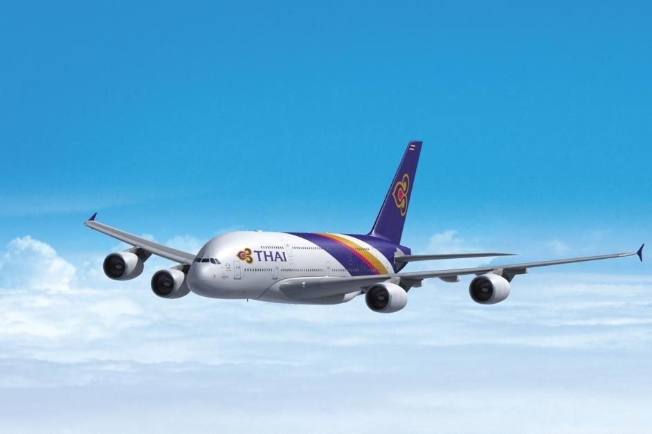 タイ国際航空、中部国際空港にA380型機を初就航、国内3空港の発着便で運航へ
