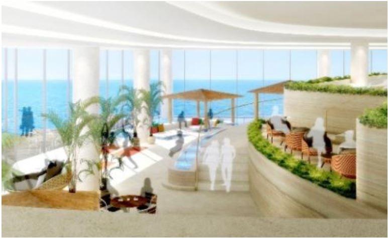 熱海後楽園ホテルが複合型リゾートに、熱海最大級の日帰り温泉施設など開業へ
