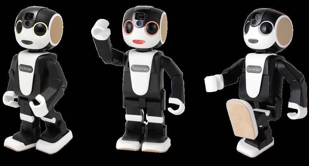 観光客向けロボットの貸出事業がスタート、携帯サイズの「ロボホン」がスポット紹介など観光ガイド