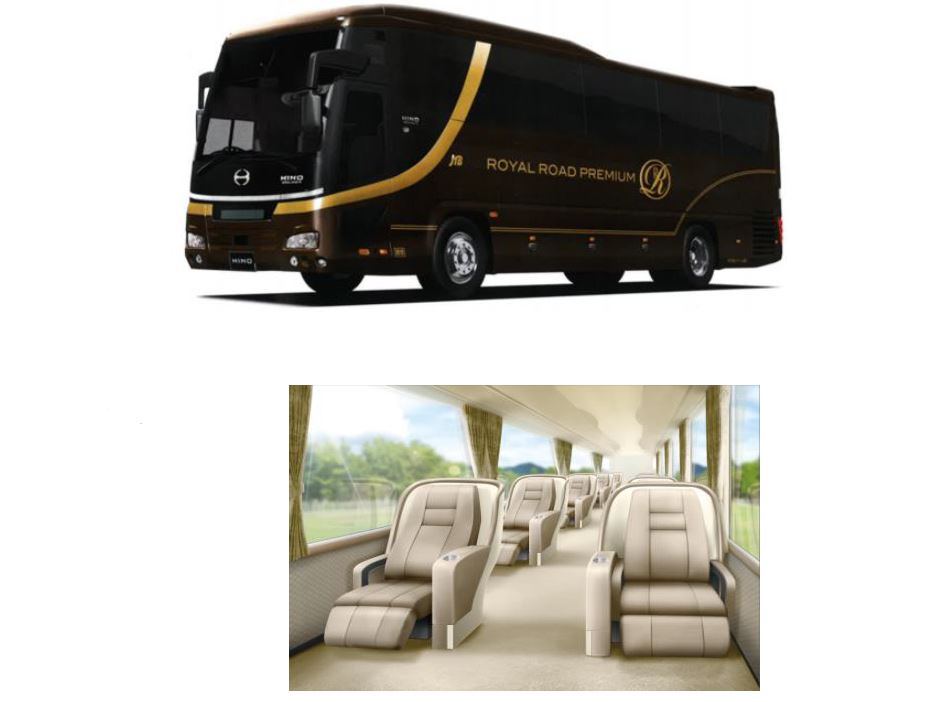 定員わずか11席の富裕層向け大型バス旅行が登場、5日間ツアー66万円 -JTB