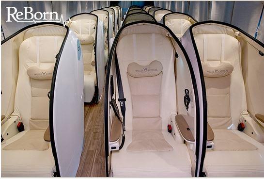 高速バス・ウィラー、新シェル型シートで最適な睡眠環境を提供、全リクライニング時の拡張は全長187センチ