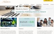 米エクスペディア決算、2016年の総予約額は2割増の約8兆円、日本は約1100億円超に