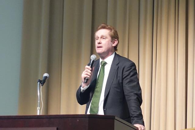 【人事】日本政府観光局、デービッド・アトキンソン氏を特別顧問に任命