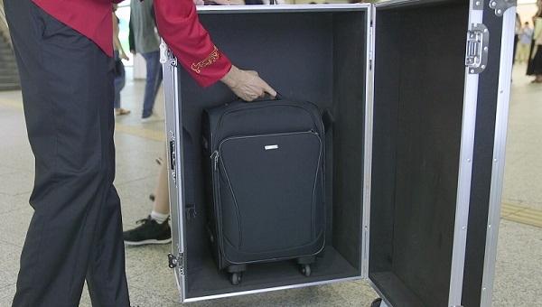 移動式ロッカーがタビナカで荷物を預かりにやって来るサービス開始、宿泊施設への配送にも対応