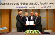 デルタ航空と大韓航空、太平洋路線で共同事業を開始、売上げ共有などで乗継ぎ利便性向上へ