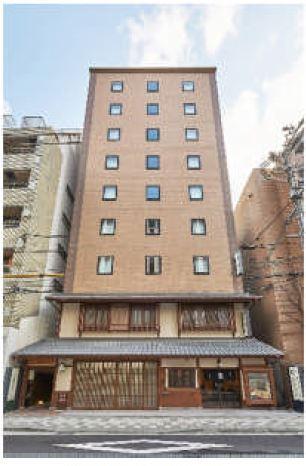 京都市内に2つの新ホテル開業、220年の老舗店舗との複合物件も -相鉄フレッサイン