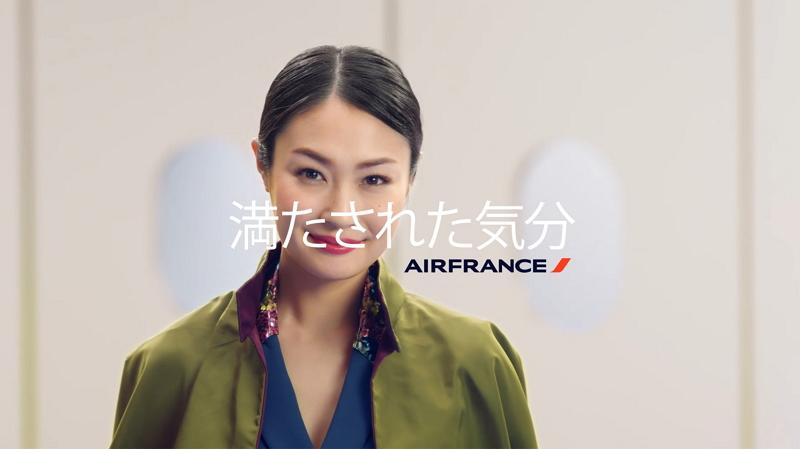 エールフランス航空が新CM、ビジネスクラスの快適性を日本人視点で紹介【動画】