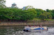 大阪水上バス、観光船にペン型の多言語音声ガイドツールを導入