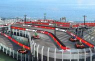 中国向け新クルーズ船にフェラーリ社のカートレース場、ノルウェージャンクルーズで今夏デビュー【動画】