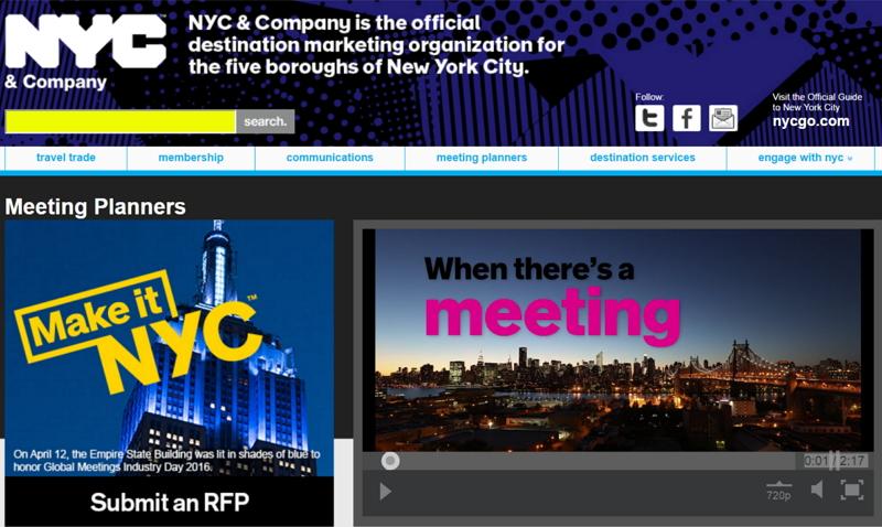 ニューヨーク市、個性的な施設活用のMICEプロモーション開始、ヤンキー・スタジアムや動植物園でのパーティーも