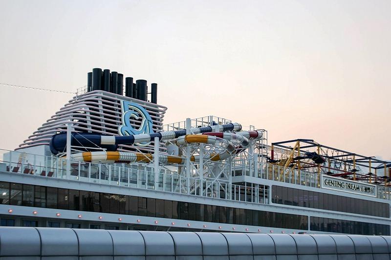 アジアの新富裕層を狙うプレミアム大型客船、「ゲンティンドリーム」の新クルーズを体験してきた【画像】