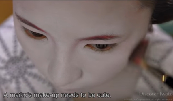 美しき舞妓の世界を動画で表現、日本文化を象徴する少女のプロ意識【旅に出たくなる動画シリーズ】