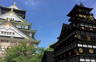 大阪城の観光を楽しむAR(拡張現実)アプリ公開、戦国武将との記念撮影が可能に、漆黒の旧大阪城も