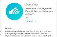 旅行比較スカイスキャナー、マイクロソフトの音声支援サービス導入へ、画面に問いかけると航空券の価格などを画面に回答