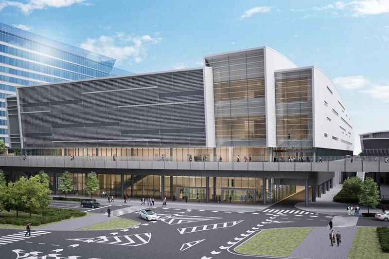 横浜・みなとみらいに国内最大規模のMICE施設が誕生へ、パシフィコ横浜に隣接