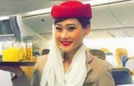 エミレーツ航空、客室乗務員で人気インスタグラマーのエリさんを「SNS大使」に任命【画像】
