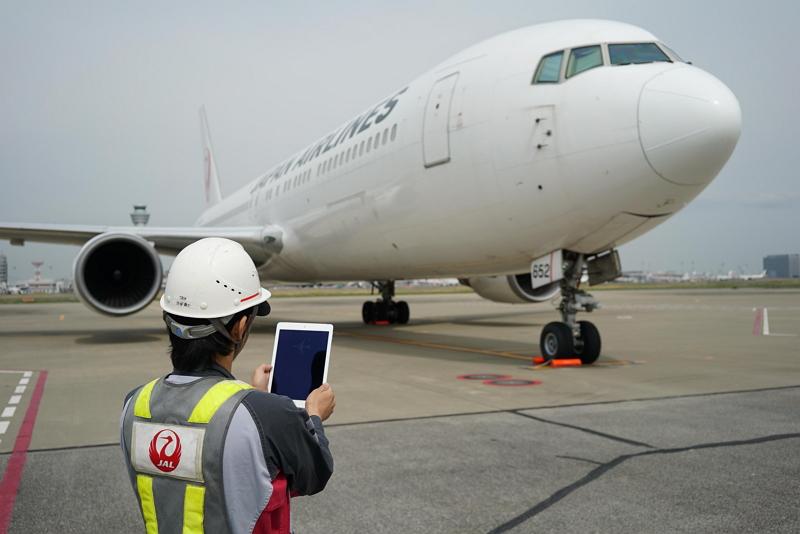 JAL、2年連続で「攻めのIT経営銘柄」に選出、整備士向けアプリ開発などIT活用実績を評価
