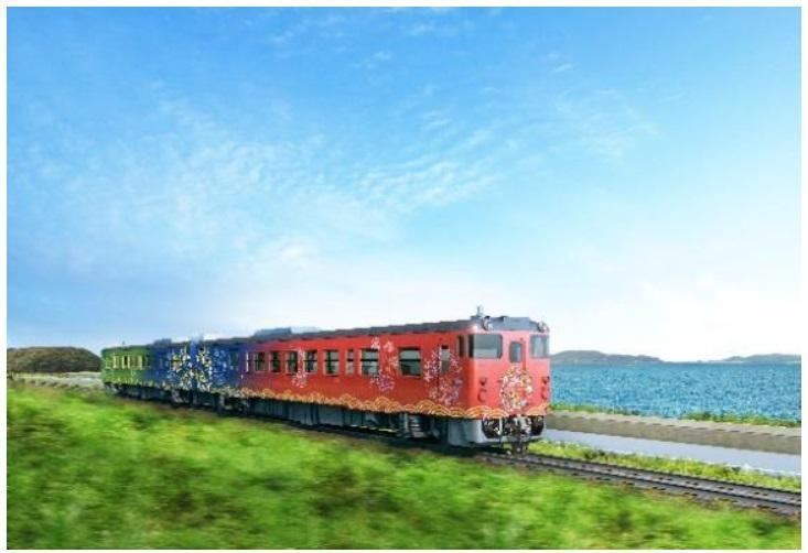JR西日本、山陰線で新観光列車「○○のはなし」運行へ、新下関・東萩間で8月5日から【画像】