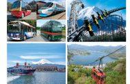 富士急行、訪日外国人向けに富士山周辺観光のフリーパス、交通と富士急ハイランドなど入場券をセット