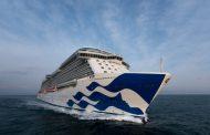 プリンセス・クルーズ、最新の14万トン客船が日本初寄港、上海母港にグランドアジアクルーズも【動画】