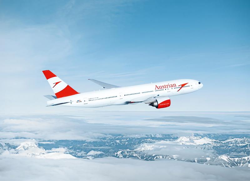 オーストリア航空、成田/ウィーン線を再開へ、業績の大きな改善や「確固たる需要」で