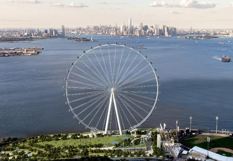 米ニューヨークで続く観光開発、ホテル客室の増加は2年で2万室以上、世界一高い観覧車など新名所も続々